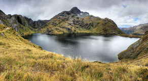 Southern Alps, New Zealand Stock Photo