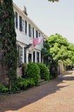 Southern Architecture, Charleston, SC Stock Image
