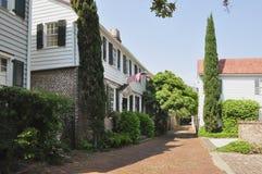 Southern Architecture, Charleston, SC Royalty Free Stock Photo
