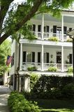 Southern Architecture, Charleston, SC Royalty Free Stock Photography