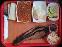 Southern BBQ royalty free stock photography