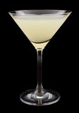 Southern Bride cocktail Stock Image