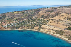 Free Southern California Coastline Royalty Free Stock Photography - 44787467