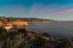 Southern California Coastline Royalty Free Stock Image