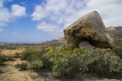 The Southern California landscape. Stock Photos