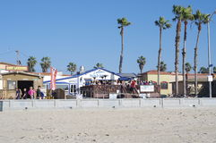 Southern California lifestyle Royalty Free Stock Images