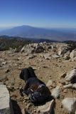 Southern California Mountain Adventure Royalty Free Stock Photo