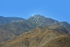 Southern California Mountains Royalty Free Stock Photos