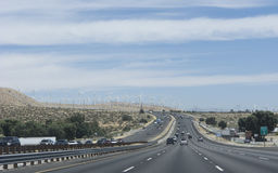 Southern California Roads Stock Photography