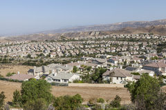 Southern California Suburb Stock Images