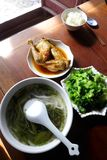 Southern China cuisine royalty free stock photography
