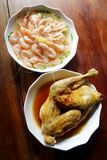 Southern China cuisine royalty free stock image