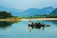 Southern China in spring Stock Image
