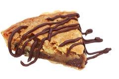 Southern Chocolate Chip Walnut Pie Stock Image