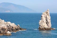 Southern coast of Crimea Stock Images