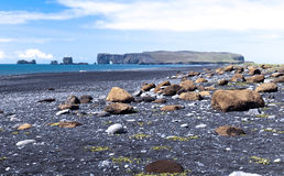Southern coast of Iceland Stock Photos
