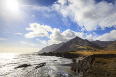 Southern coast of Iceland Royalty Free Stock Photo