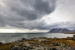 Southern coast of Iceland Stock Image