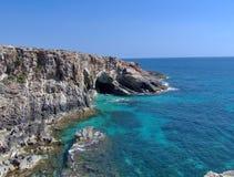 Southern coast - Malta Stock Photo
