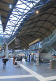 Southern Cross train Station Melbourne  Royalty Free Stock Photography