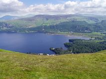 Southern end of Derwent Water, Lake District Stock Photo