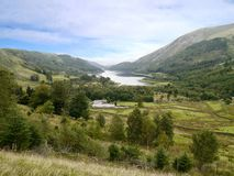 Southern end of Thirlmere, Lake District Stock Photo