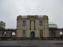 The southern entrance of the Chateau de Vincennes, Paris.  stock image