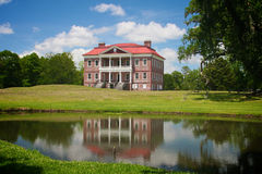 Southern Estate Royalty Free Stock Photo