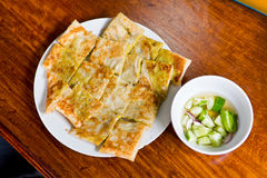 Southern flat bread Royalty Free Stock Photo