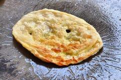 Southern Flat Bread Fry Pan Royalty Free Stock Photos