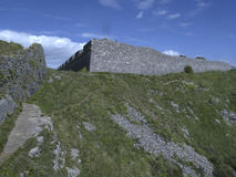 The Southern Fort ruins, Royalty Free Stock Photos