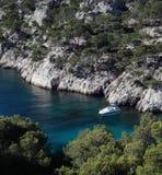 Southern France coast Royalty Free Stock Photo