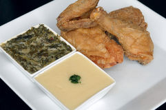 Southern fried chicken 2 Royalty Free Stock Image