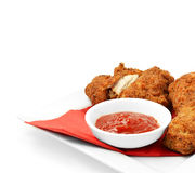Southern Fried Chicken 3 Stock Image
