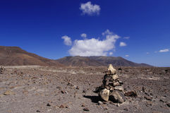 Southern Fuerteventura royalty free stock image
