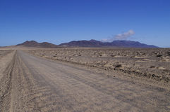 Southern Fuerteventura royalty free stock images