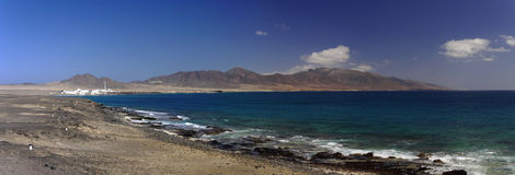 Southern Fuerteventura Royalty Free Stock Photo