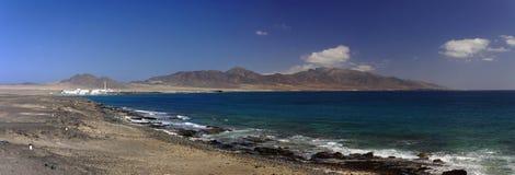 Southern Fuerteventura royalty free stock photo