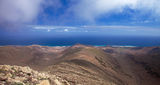 Southern Fuerteventura, Jandia Royalty Free Stock Photography
