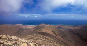 Southern Fuerteventura, Jandia Royalty Free Stock Photography