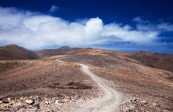 Southern Fuerteventura, Jandia Stock Photos