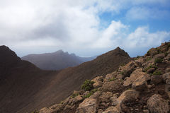 Southern Fuerteventura, Jandia Stock Images