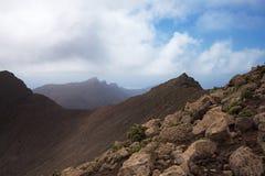 Southern Fuerteventura, Jandia Stock Images