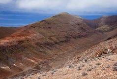 Southern Fuerteventura, Jandia Stock Photography