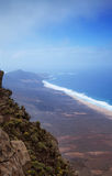 Southern Fuerteventura, Jandia Royalty Free Stock Photos