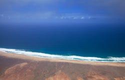 Southern Fuerteventura, Jandia Stock Image