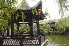 Southern Garden of china. Yuyin garden,a typical southern garden in Guangzhou,china royalty free stock photo
