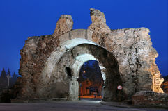 Southern Gate in Hissar Royalty Free Stock Photography