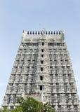 Southern Gopuram of Thiruvannamalai temple. Stock Images