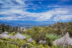 Southern Highlands Royalty Free Stock Photography